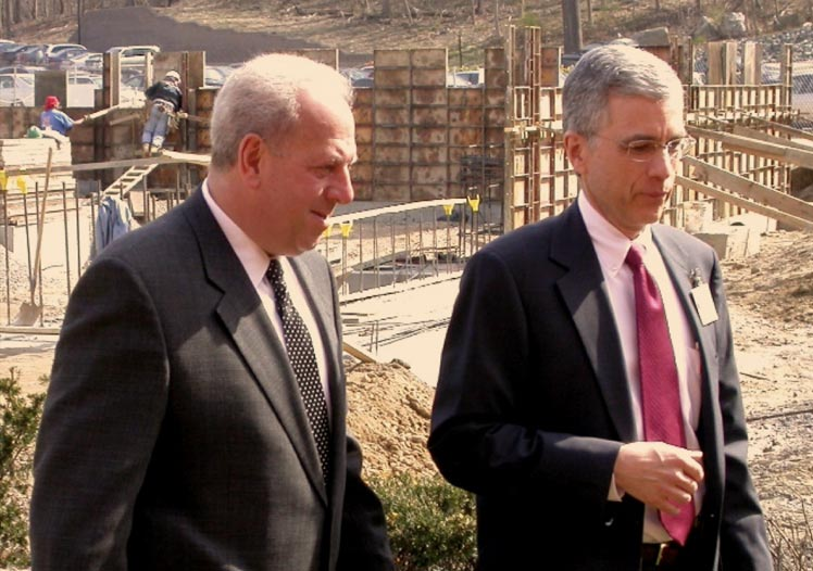 Keith with State Senator Nick Spano