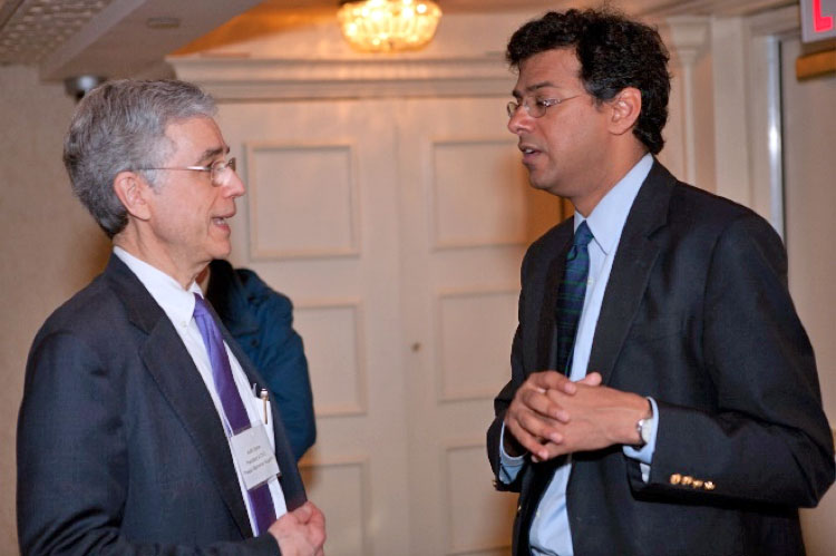 Keith with Atul Gawande, MD